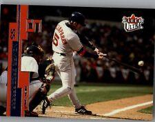 2003 Fleer Ultra #17 Nomar Garciaparra Boston Red Sox