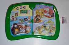 Leap Frog Touch Magic Discovery Town Sing A Long Vocabulary Words W/Batteries