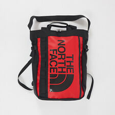DS New TNF The North Face Basecamp Tote Red Black Backpack Bag T93KX2682 Camp