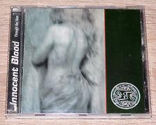 Innocent Blood-Through the Haze (1996) CD, rock, le Danemark, D'OCCASION