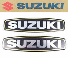 New Engine Side Case Cover Decals GT750 Lemans Kettle 72-77 Suzuki Emblems #S15