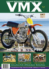 VMX Vintage MX & Dirt Bike AHRMA Magazine - Issue #50 with Pull Out Poster!