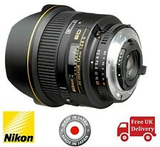 Nikon AF Nikkor 14mm F2.8D ED Lens 1925 (UK Stock)