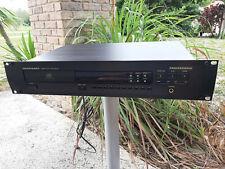 Marantz PMD320 Rack Mount Professional CD Player