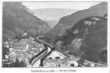 SAINT-RAMBERT ET SA VALLEE IMAGE 1931