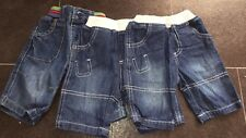 Boy New Baby Jeans X3 Mothercare<NH10372