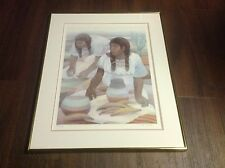 Mario Cespedes Limited Edition Framed Print '' Common Bond '' Signed Numbered