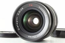 [Near Mint] Contax Carl Zeiss Distagon T* 28mm F2.8 MMJ Lens from JAPAN #239