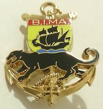 insigne 6°BIMA 6° B.I.M.A 6e Bataillon d'Infanterie de Marine TDM / FRENCH NAVY