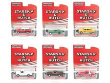 """Hollywood Special Edition """"Starsky and Hutch"""" (1975-1979) TV Series Set of 6 pie"""