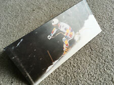 Calgary Canada 1988 Winter Olympic Games PHOTO card signed by RIGER photographer