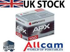 Agfa Apx 100 135-36 Profesional B&W película (Solo Rollo, iso100, 36 Exp)