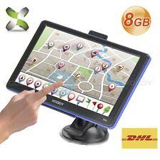 """XGODY 886 7"""" GPS Navigationsgerät PKW Auto Navi 256MB Navigation EU Karten Navi"""