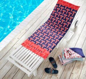 TED BAKER Bath / Beach Towel BNWT