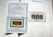 Gestempelte Briefmarken aus Berlin (1948-1949) als Sammlung