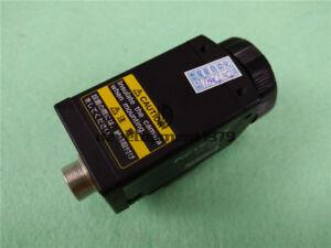1PCS Used KEYENCE CV-200M CCD Industrial Camera Tested