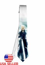 Final Fantasy 12 XII Necktie Neck Tie Video Game Halloween Men Boy Cosplay