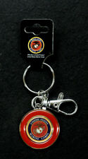 US MARINES KEY CHAIN VETERAN PIN UP GRADUATION PROMOTION GIFT MOM DAD  BOOT CAMP