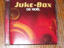 CD Juke Box de Noel Pagny Hallyday Faudel Wham Scorpions Laam Angeli Garou ...