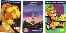 Used Phonecards[U#37]  - Assorted P [Australia Telstra]