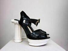 Dolce & Gabbana Mainline Pumps Runway Collection summer 2014 croco shoes NP1450€