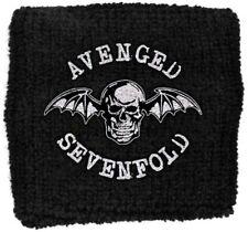 """AVENGED SEVENFOLD - """"DEATH BAT"""" - WRIST/SWEAT BAND"""