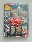 Simulation Game Pack 9-Game Collection (PC CD) 18 Wheels of Steel Hunting
