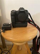 Canon EOS 5D Mark 21.1MP Digital Cámara (Cuerpo II y Batería Grip) - Negro