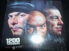 1200 Techniques (DJ Peril) Time Has Gone CD EP – New