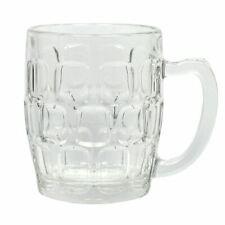 Pack of 36 Handled Beer Mugs 285ml Glass