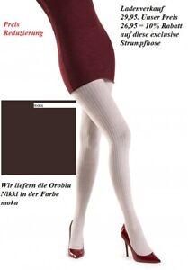 Komfortbund Spitzenoptik Oroblu Strumpfhose in Spitzenoptik All Colors Lace