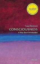 Consciousness: A Very Short Introduction (Very Short Introductions) by Blackmore