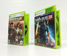 Mass Effect 2 and 3 Bundle for Xbox 360 (Total of 4 Discs) Complete