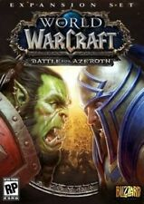 WORLD OF WARCRAFT BATTLE FOR AZEROTH - DELUXE EDITION PC (EU) CODE
