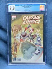 Captain America #703 Vol 7 Comic Book - CGC 9.8 - Variant