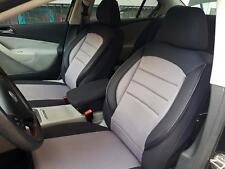 Sitzbezüge Schonbezüge für VW Jetta schwarz-grau V760174 Vordersitze