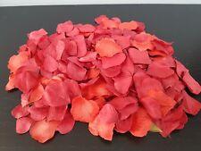 Silk Fake Rose Flower Petals Table Scatter Romantic Birthday Wedding partyDecor