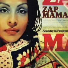 Zap Mama-Ancestry In Progress  (UK IMPORT)  CD NEW