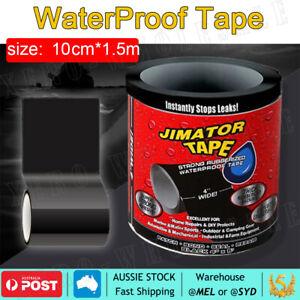Waterproof Tape Super Strong Stop Leak Repair Leakage Flex Seal Fiber Tool 1.5M