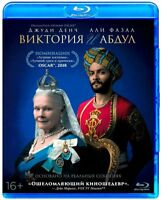 Victoria and Abdul (Blu-ray) Eng,Russian,Polish,Portuguese,Spanish,Hungarian