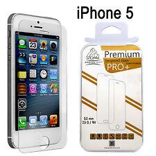 2 Pack iPhone SE/5S/5C/5 Genuino Gorilla escudo protector de pantalla de vidrio templado