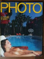 AUTHENTIC FRENCH PHOTO Magazine # 183, December 1982 -- JANE MANSFIELD --