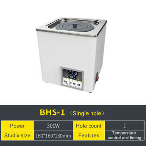 Lab Digital Display Thermostatic Water Bath Heater with Timing Function