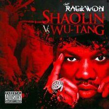 Shaolin vs. Wu-Tang [PA] by Raekwon (CD, Mar-2011, Ice H2O)