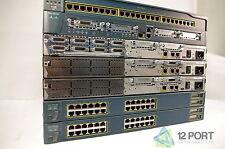 CISCO Lab CCNA  CCNP (Router Switch 2610XM  2950 3550 )