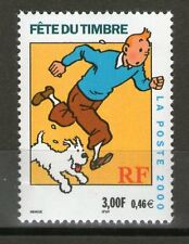 TIMBRES 3303 NEUF XX LUXE - TINTIN ET MILOU - FETE DU TIMBRE 2000