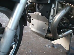 BMW R1200GS R 1200 GS Front Case Plate, Crud Catcher