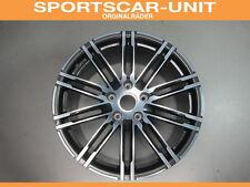 Porsche Panamera Felge 11J x 20 Turbo III Rad 97036219202 neuwertig TOP