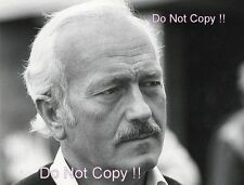 Colin Chapman JPS Lotus F1 Portrait Photograph 2