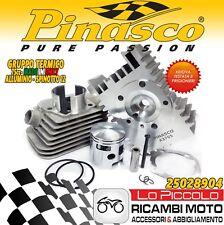 PINASCO SET GRUPO TÉRMICO CILINDRO EN ALUMINIO 75 cc SP.12 PARA PIAGGIO SI 50